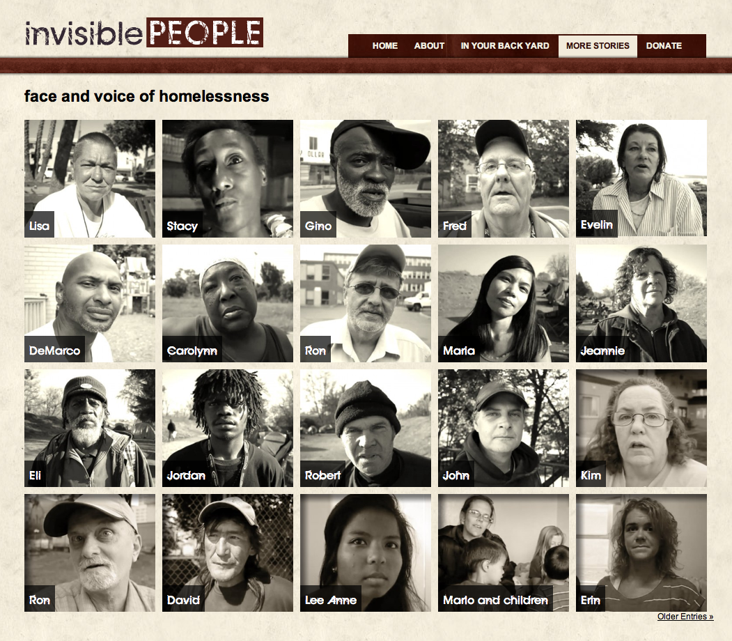 Invisible people – do you know them?
