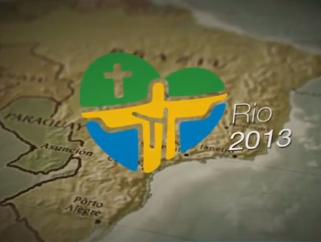 First official trailer for WYD 2013 in Rio