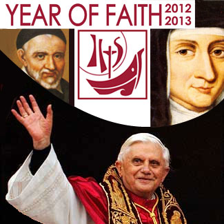 Vincentan Resources for the Year of Faith