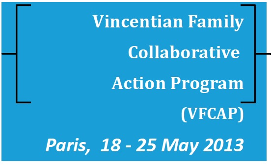Vincentian Family Collaboration Video