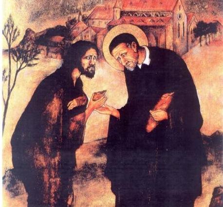 Vincent was not always a Saint