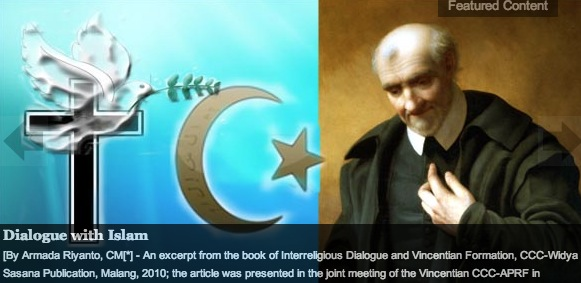 Vincentians and Islam