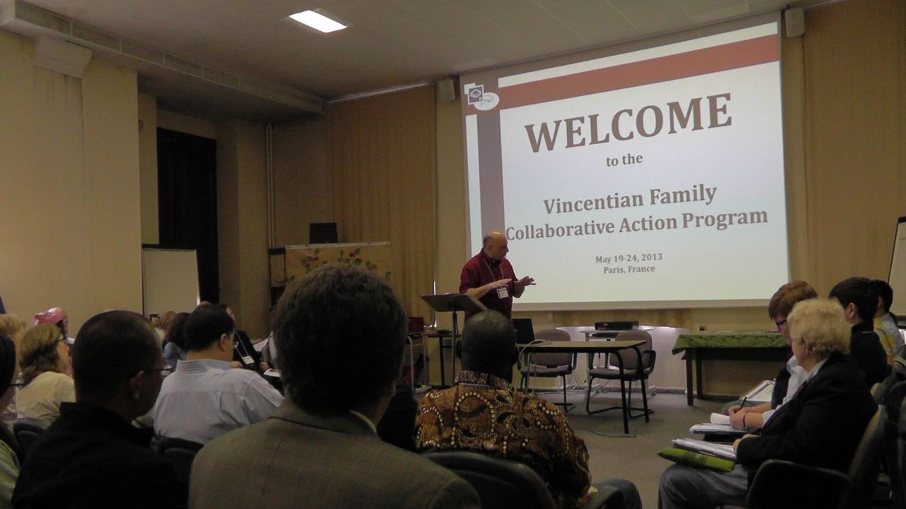 Elements of Vincentian Family Collaboration