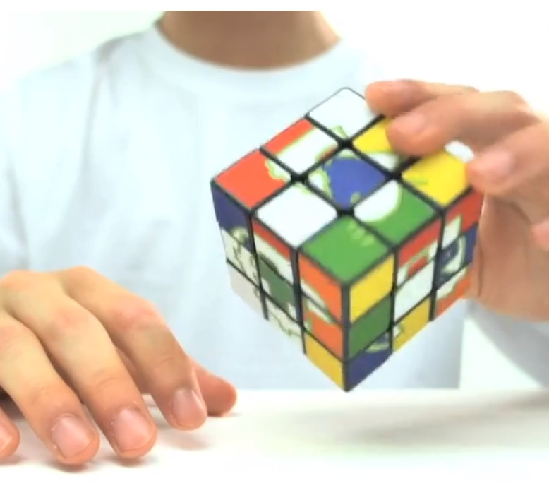Poverty as a Rubik's Cube puzzle