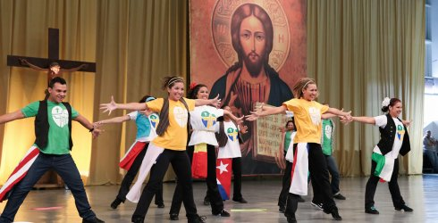 Meeting God in beauty – WYD Festivals
