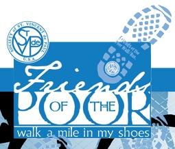 Friends of the Poor Walk/Run 2014