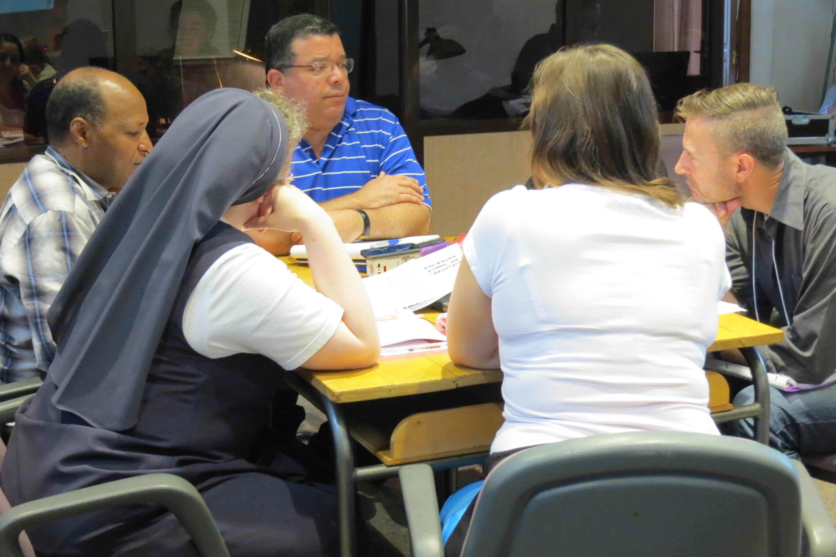 Vincentian Family Collaborative Action Program Day 4
