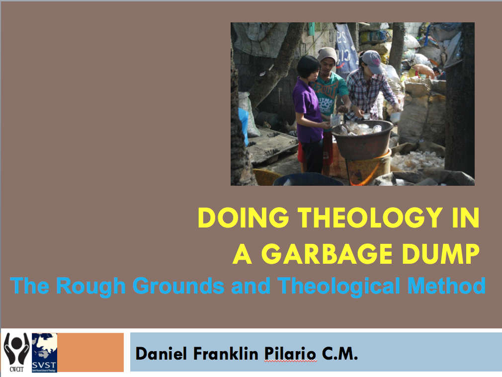 Doing theology in a garbage dump