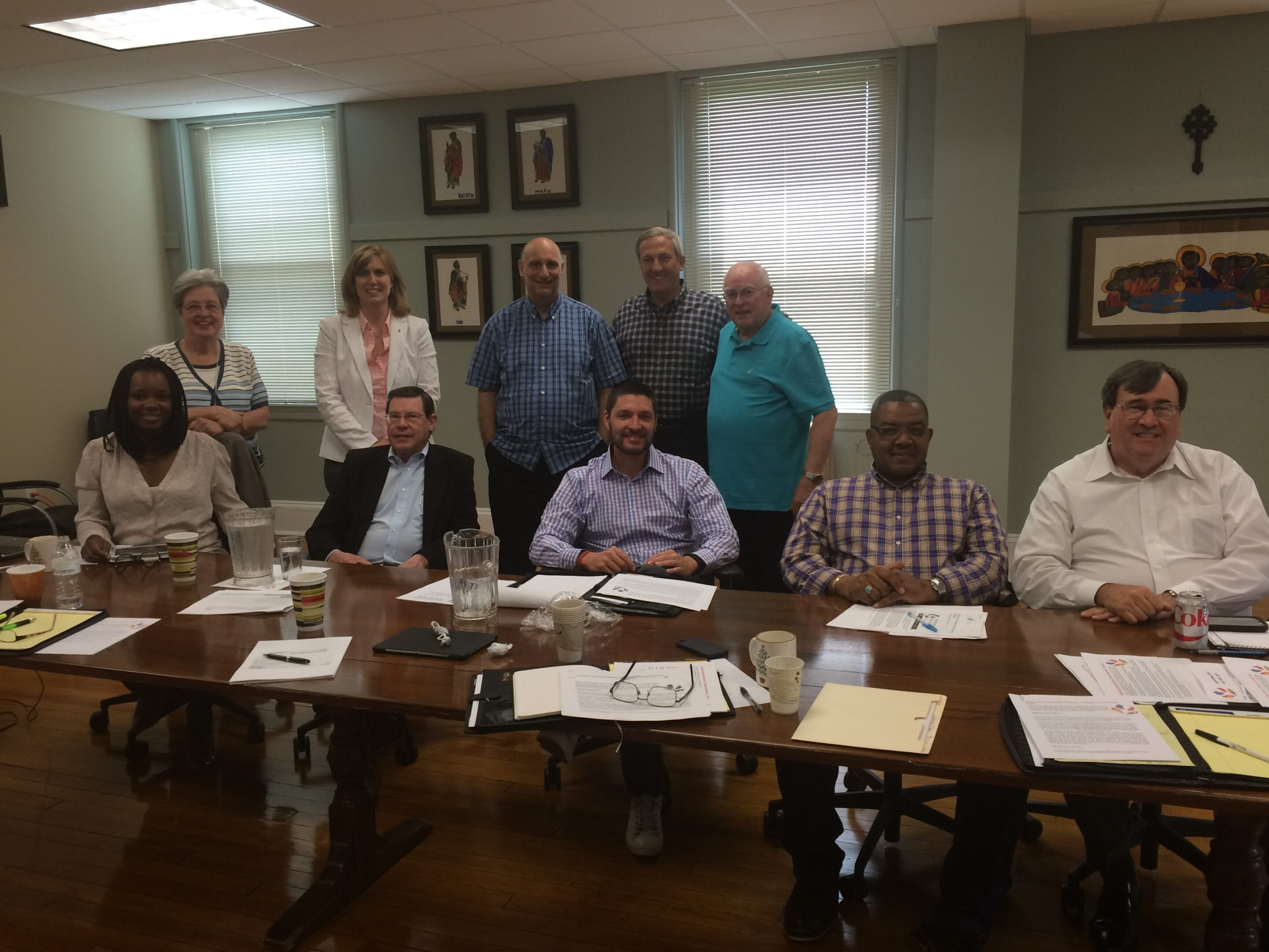 Historic Vincentian Family collaboration in support of Haiti