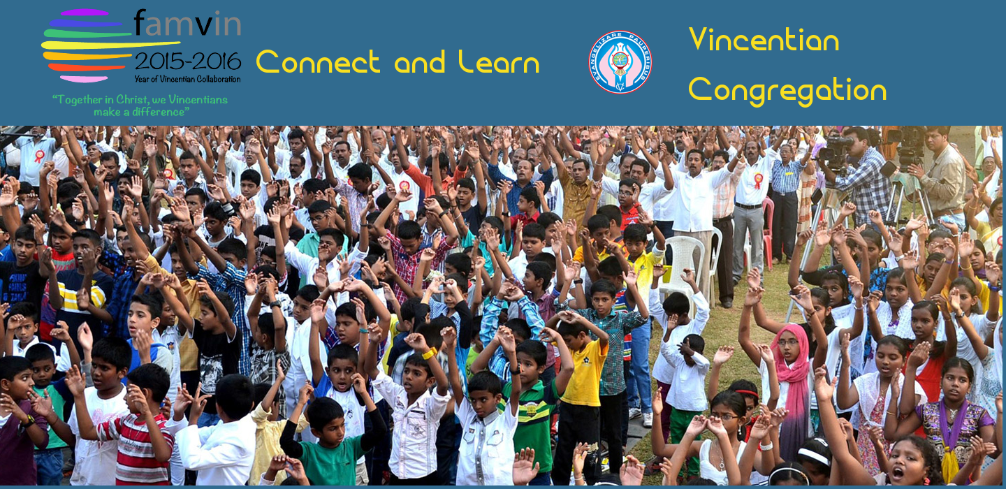 Connect and Learn: Vincentian Congregation – India