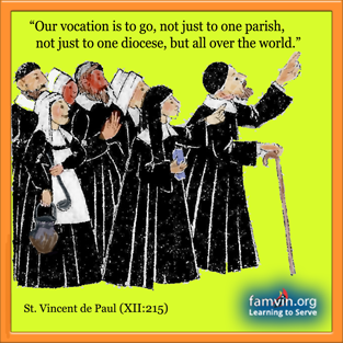 How St. Vincent's spiritual vision evolved (Video)