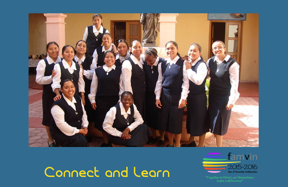 """Connect and Learn: The Congregation of the """"Hermanas Josefinas"""""""