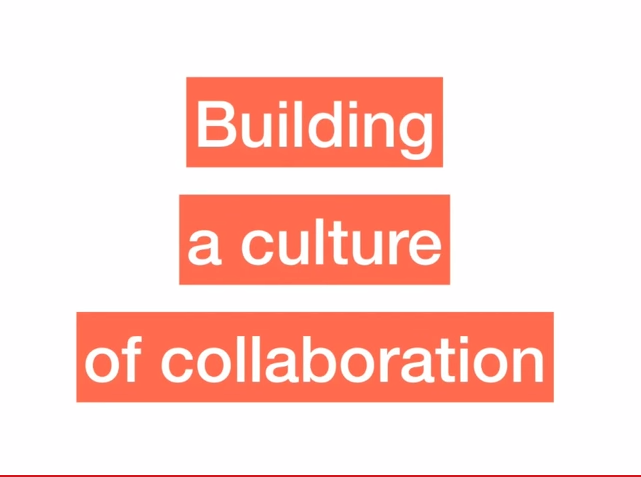 New video on Year of Collaboration