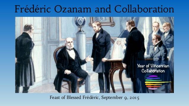 Frederic Ozanam and collaboration