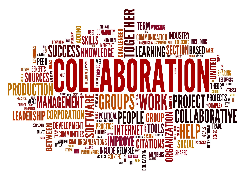 A one person collaborative effort?