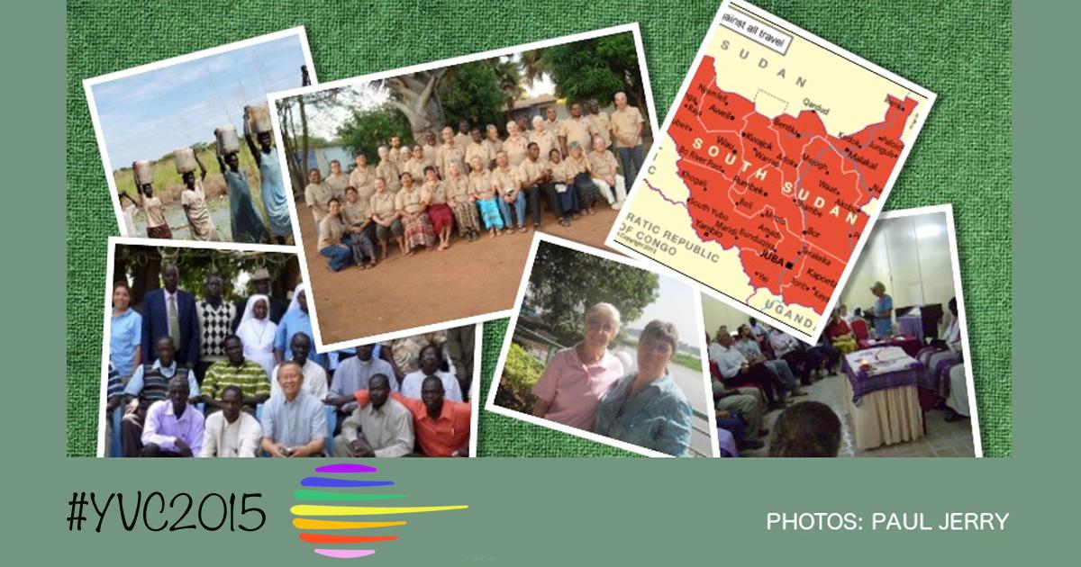 Serve: South Sudan