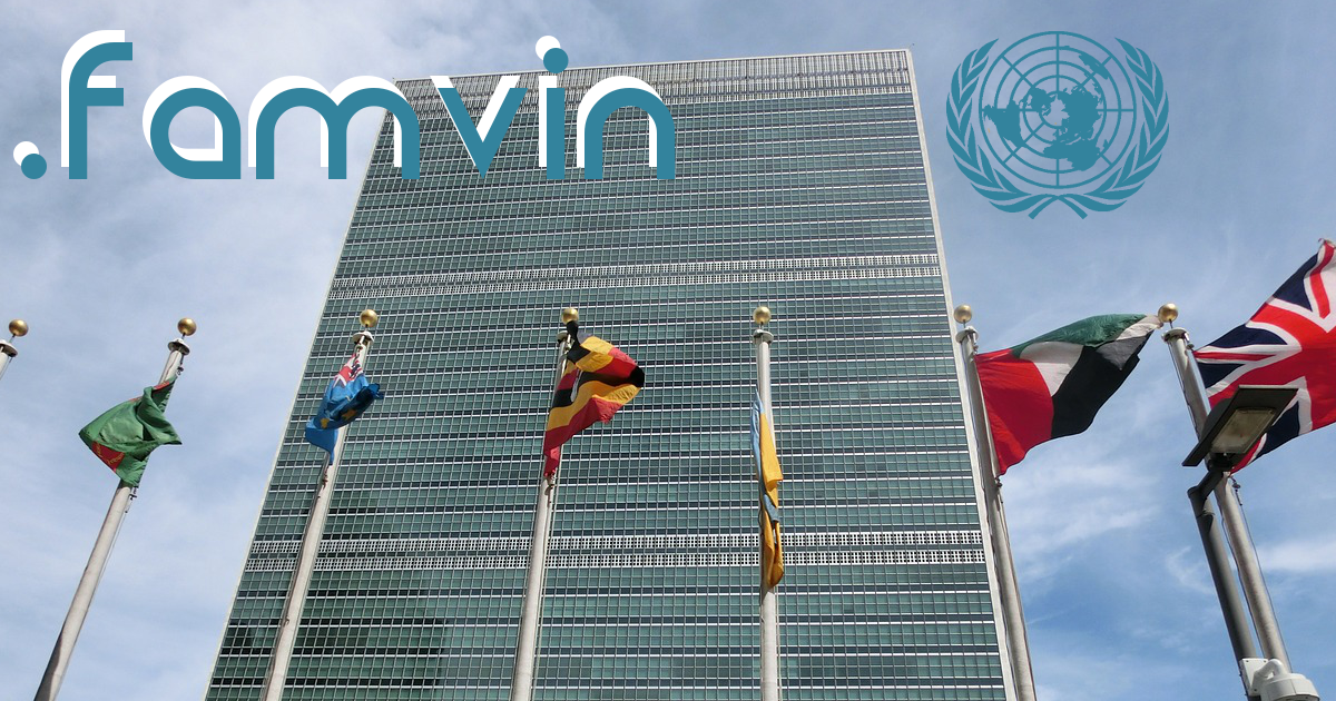 United Nations NGOs Collaborate with .FAMVIN