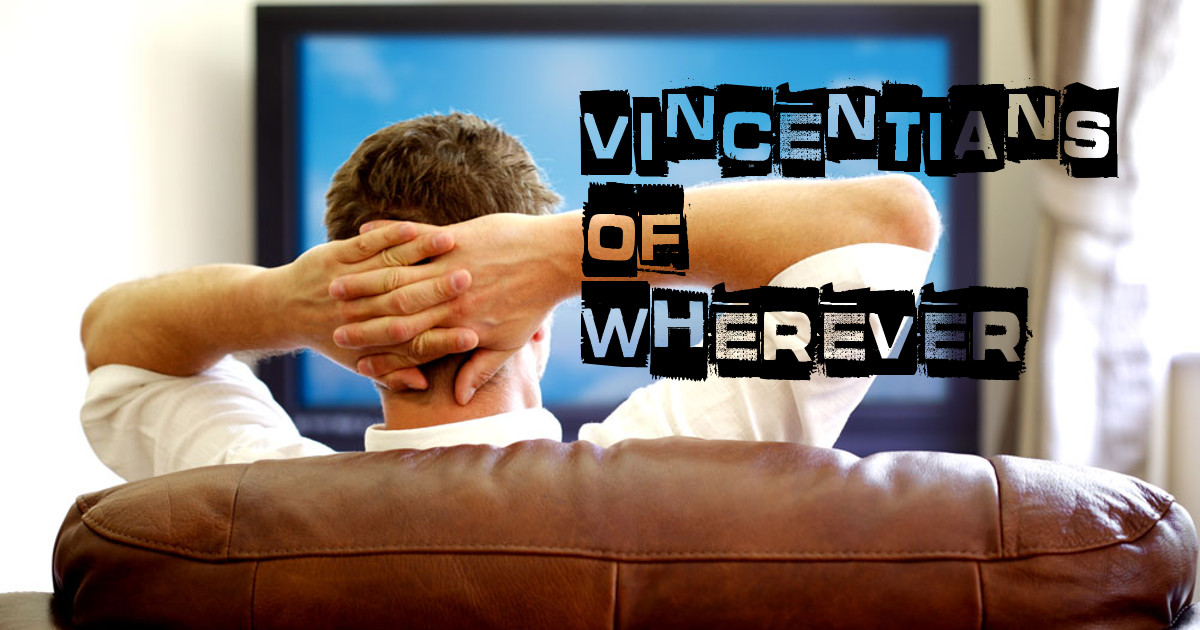 Be Vincentians of Wherever