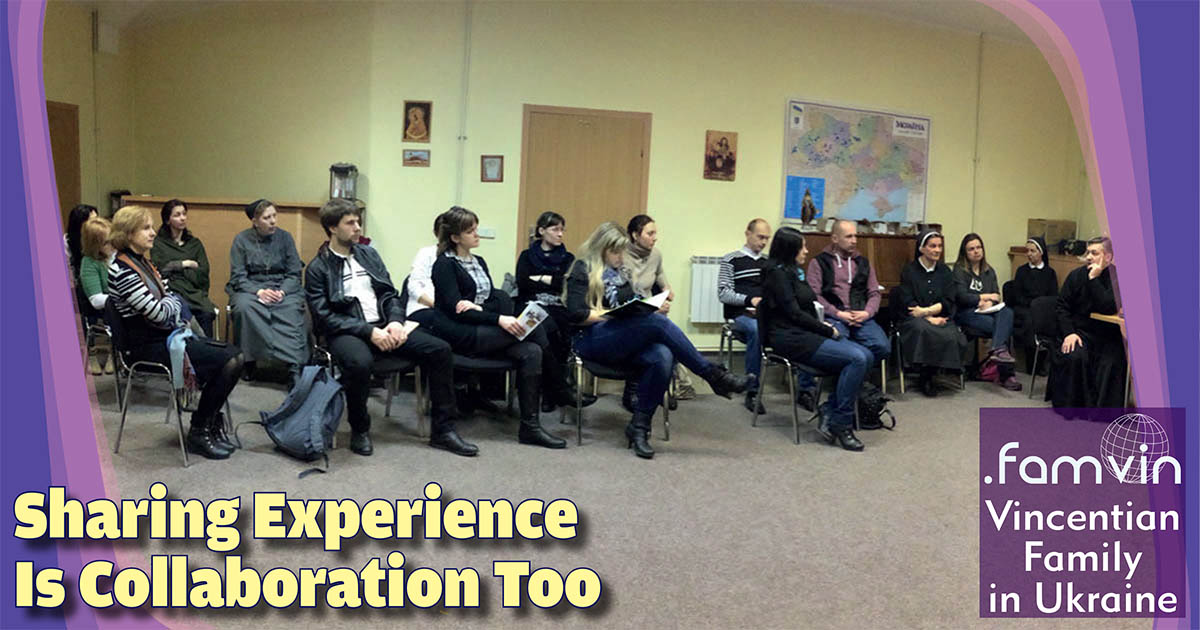 Sharing Experience Is Collaboration Too