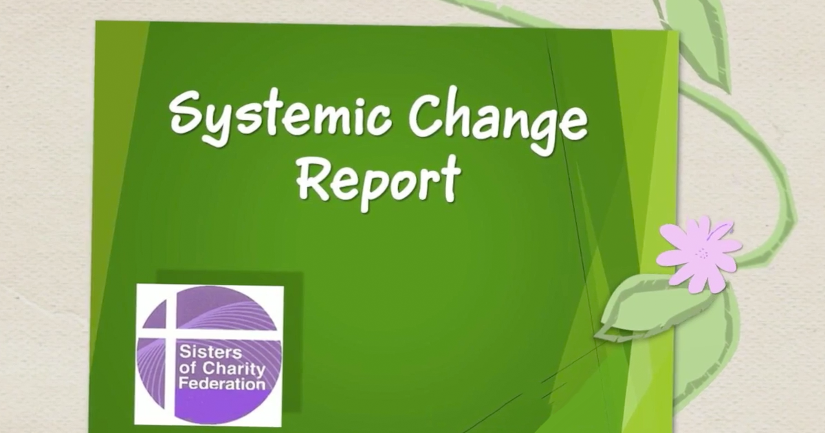 Systemic change programs of the Charity Federation