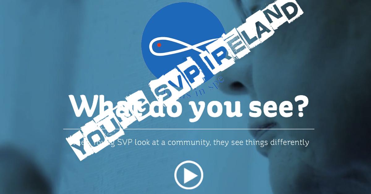 Partnership: Electric Ireland and SVP Ireland