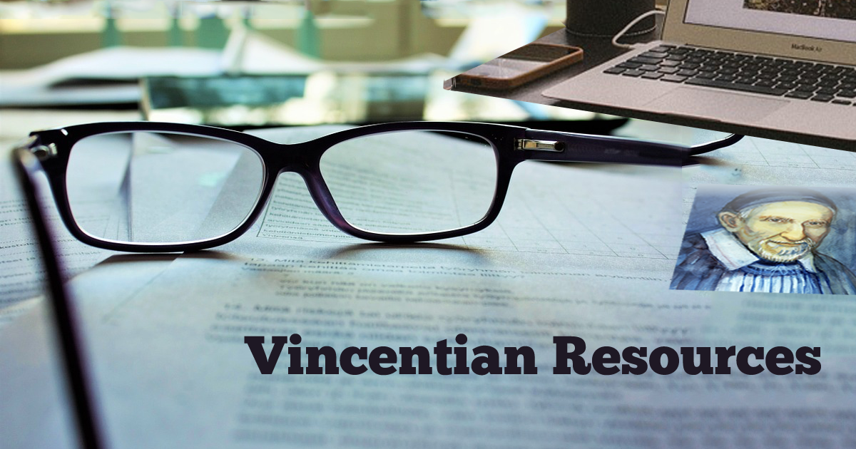'Tis a Gift to be Simple – New Vincentian Resource