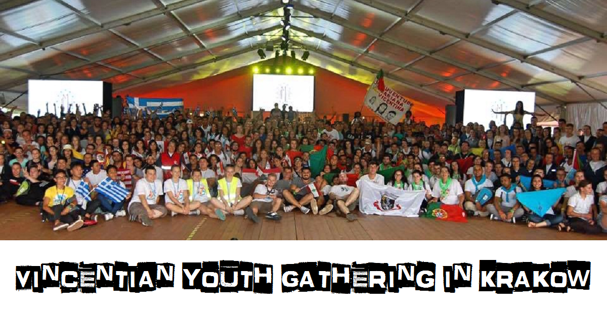 Vincentian Youth Gathering In Krakow