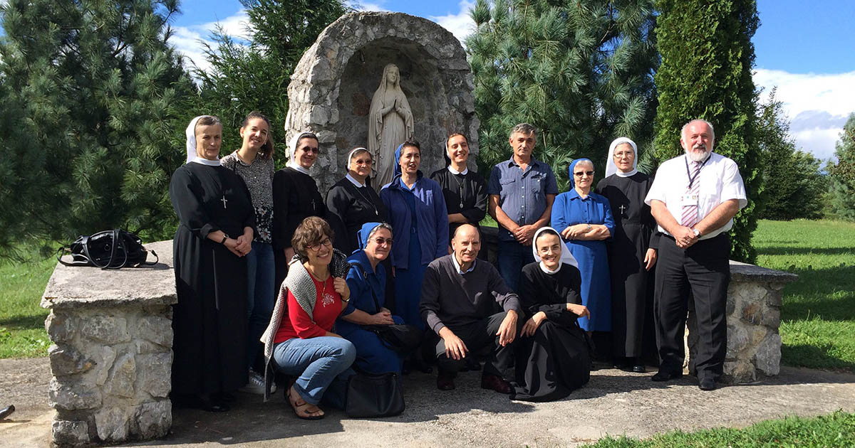 First Assembly of Vincentian Family – Croatia
