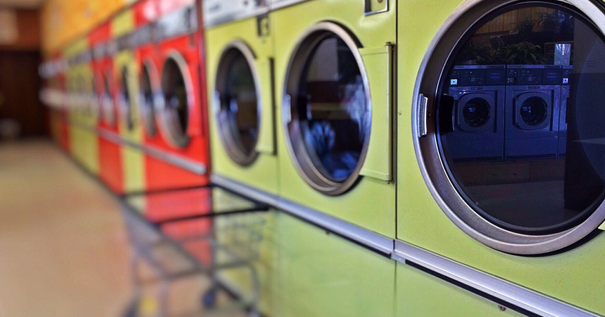 Laundry Trucks: Providing Homeless with Clean Clothing