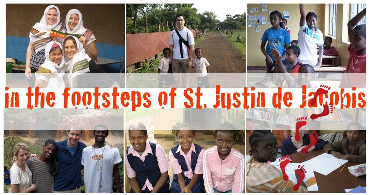 In the Footsteps of Saint Justin