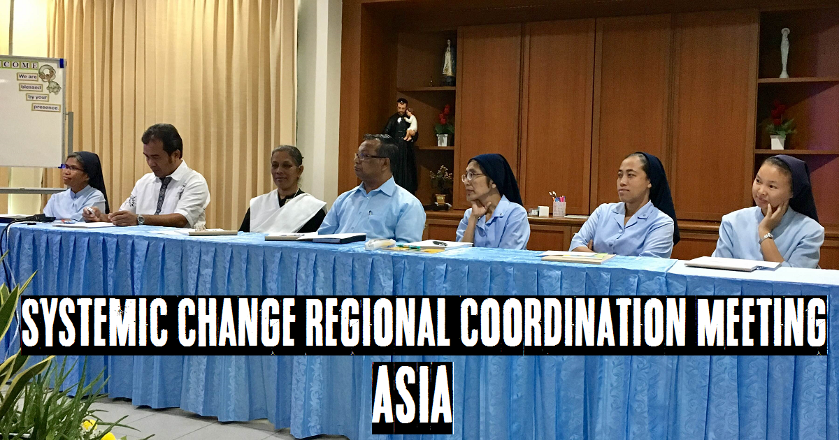 Systemic Change Regional Coordination Meeting for Asia
