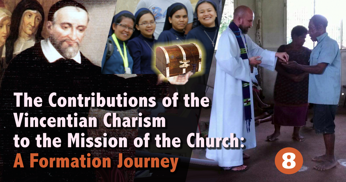 "Father Vincent Taught Us That! • ""Contributions"" #8"