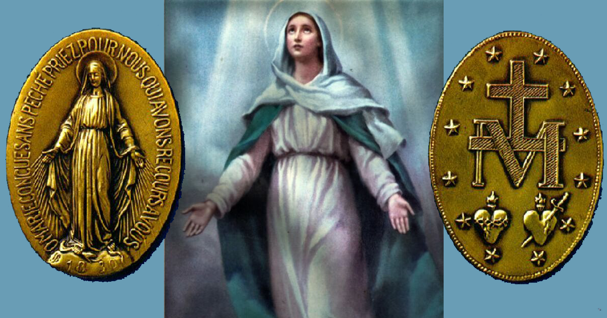 3 Challenges of the Miraculous Medal