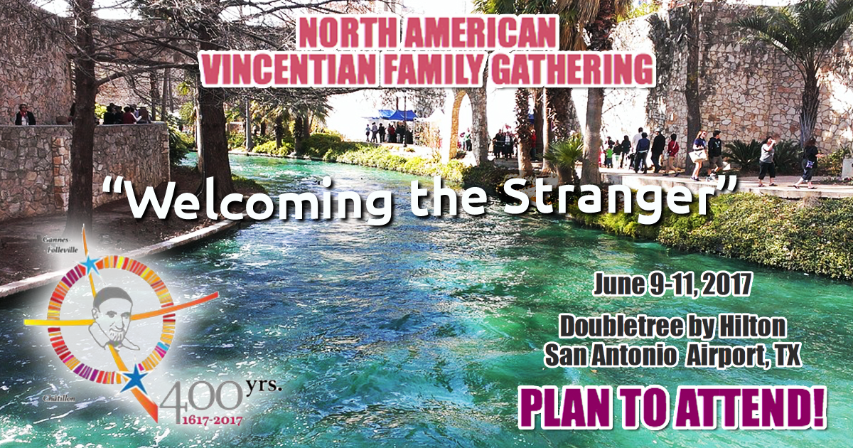 North American Vincentian Family Gathering Keynote