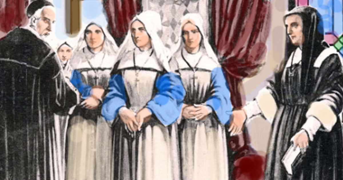 377 Years Since First Vows of Daughters of Charity