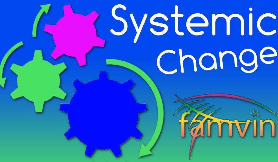 What's Your Take on Systemic Change?
