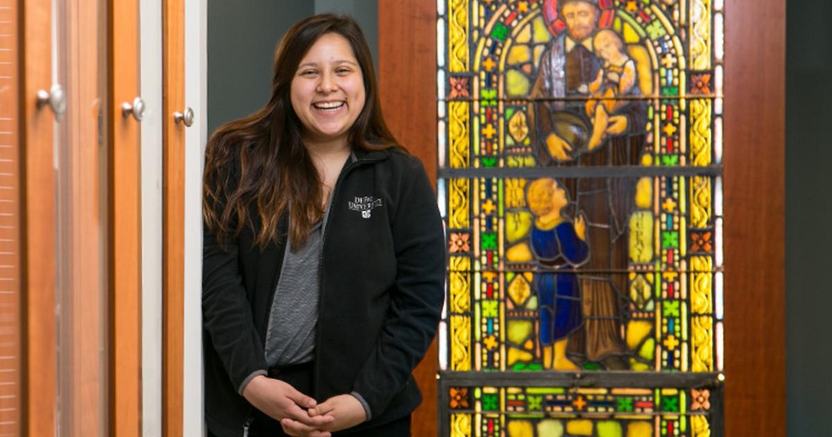 Meet Graciela Covarrubias: Vincentian in Action