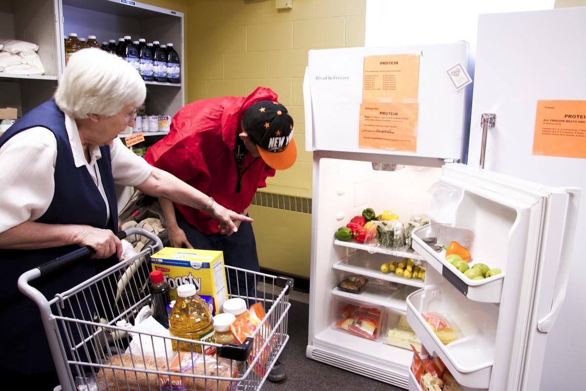 Food Bank Advocacy During The Oregon Legislative Sessions
