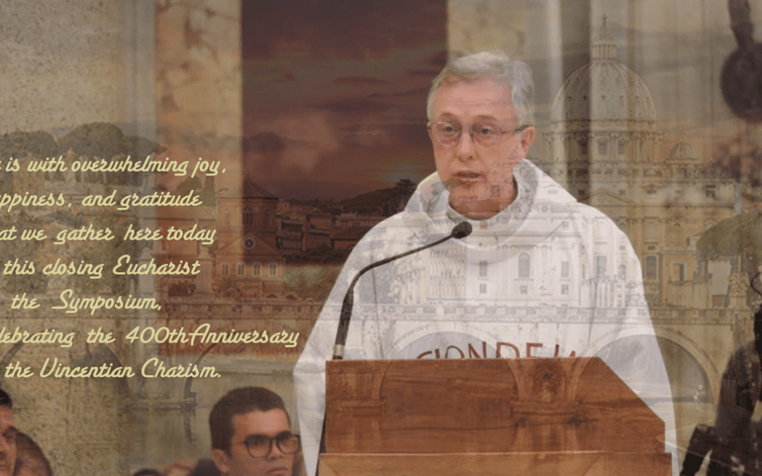 The Vincentian Charism: A Road to Sanctity