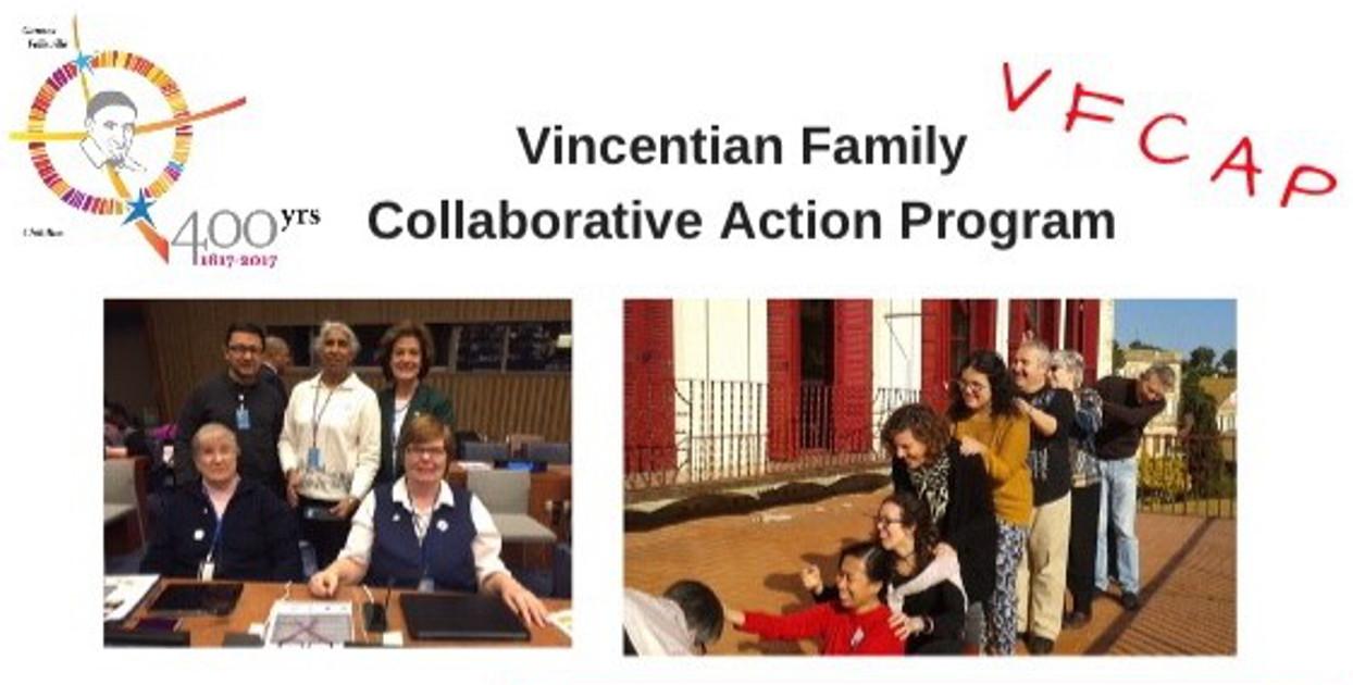Vincentian Family Collaborative Action Program (VFCAP)