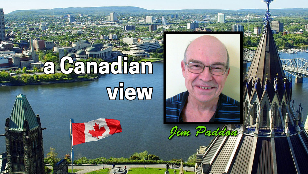 A Canadian View: Living in a Moment