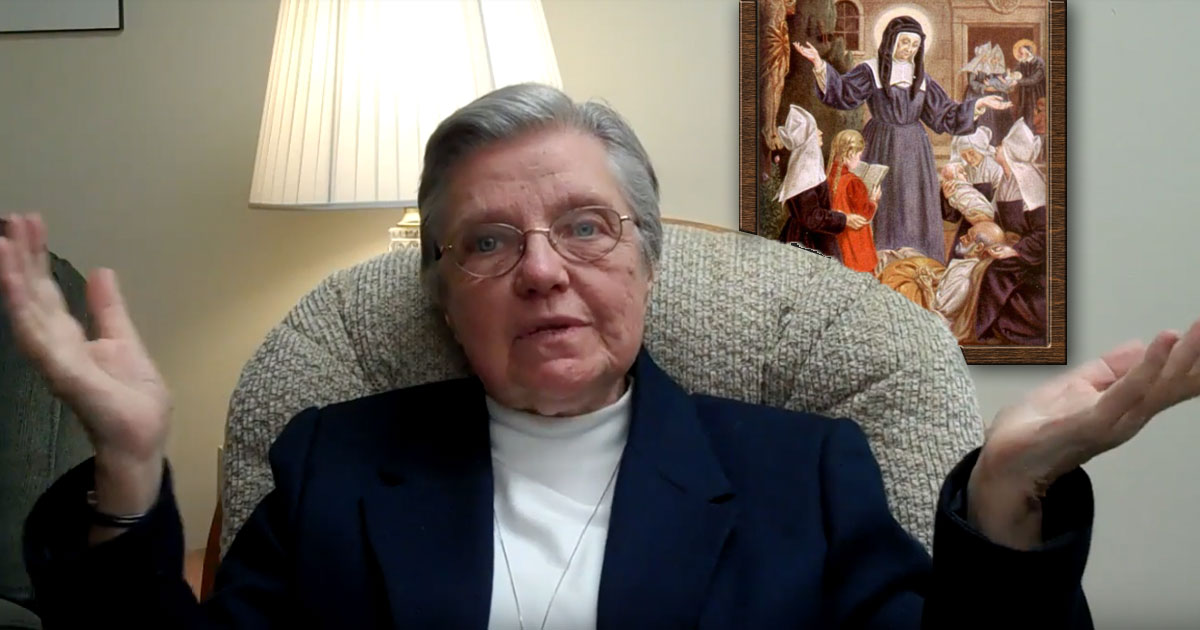 Video: Reflection on St. Louise de Marillac and Friendship