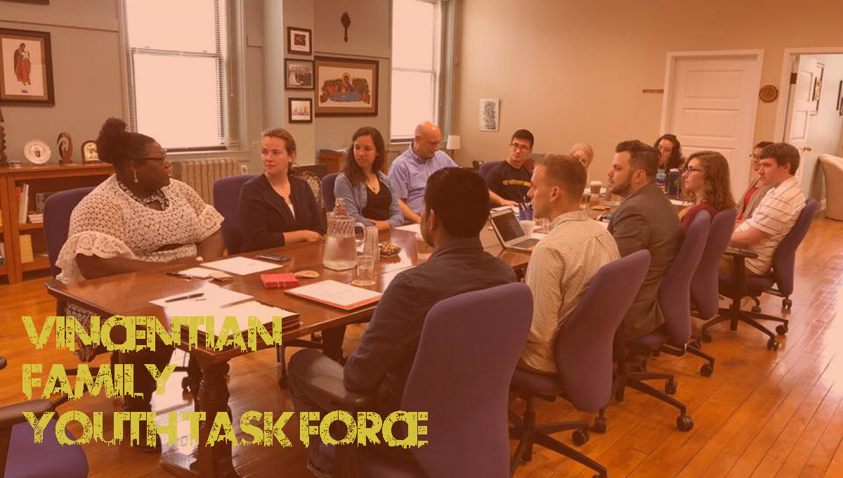 New Youth Task Force Meets in Philadelphia