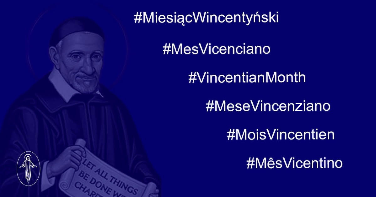 September, Vincentian Month
