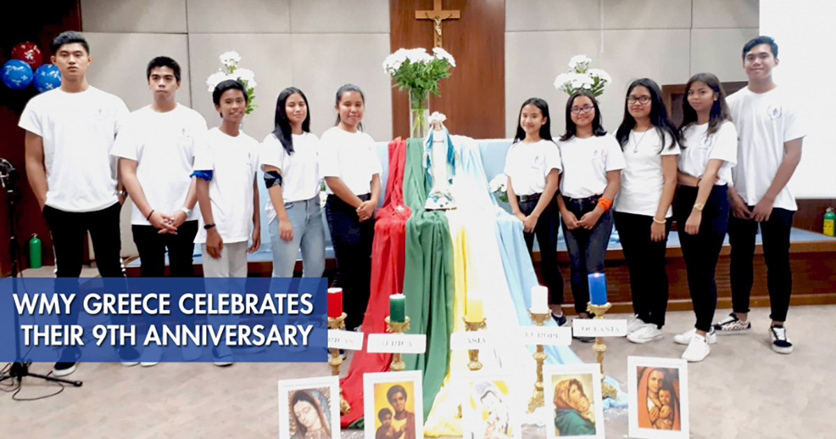 VMY in Greece Celebrate Their 9th Anniversary
