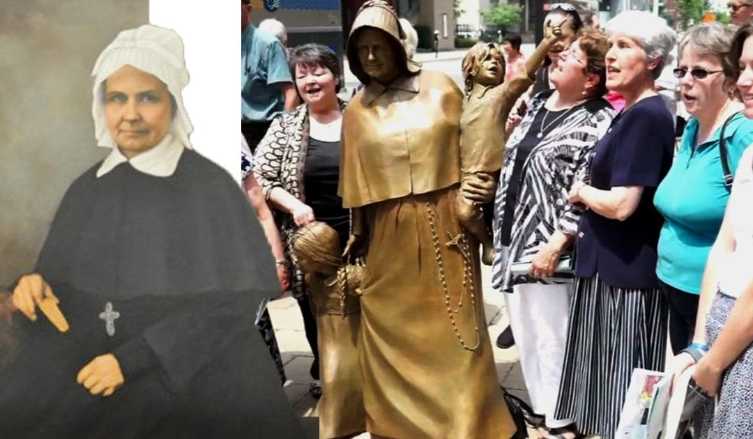 Dec. 1: Foundation Day of the Sisters of Charity of Nazareth