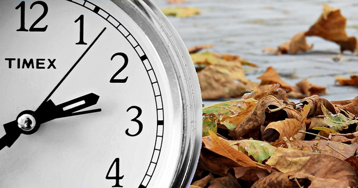 Changing the Clocks of Our Lives