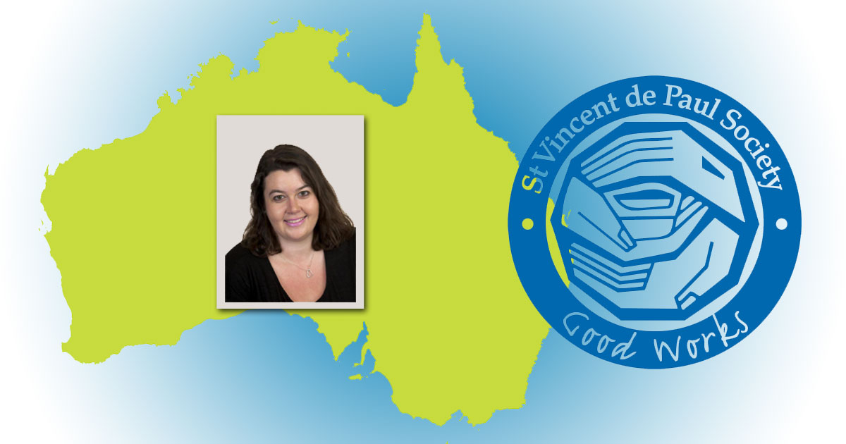 New National President of the SSVP National Council in Australia