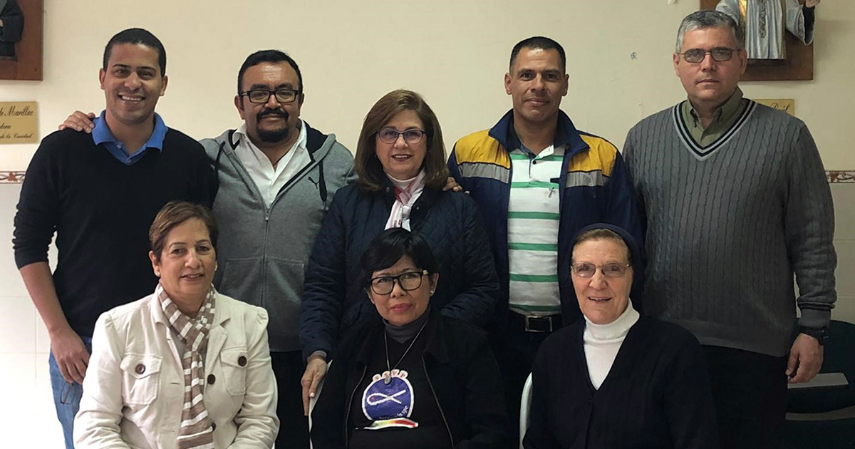 FAVILA, the Vincentian Family Council of Latin America, Presents Work Plan for 2019-2021