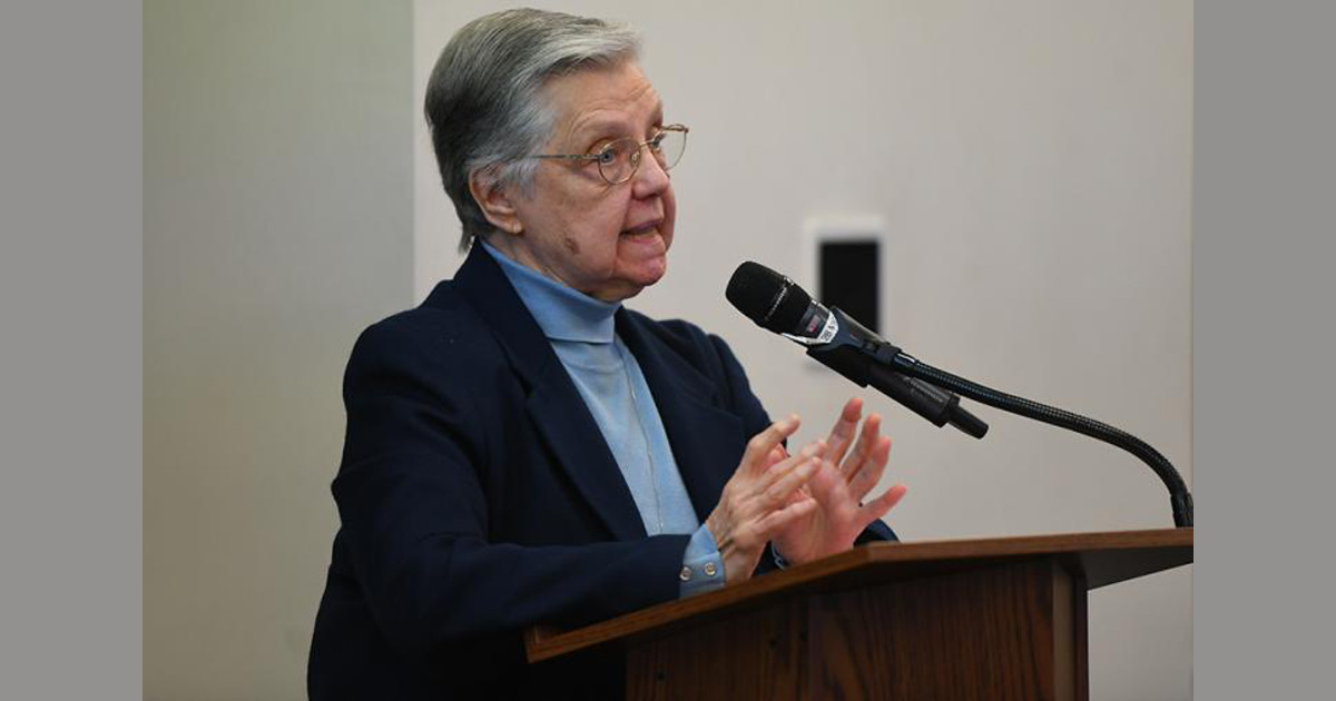 Lecture Discusses Impact of St. Louise de Marillac as Educator